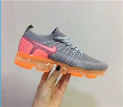 Women Nike Air VaporMax 2018 Flyknit Sneakers AAA 268