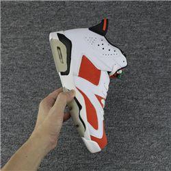 Men Basketball Shoes Air Jordan VI Retro AAA 309