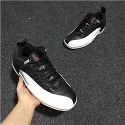Men Basketball Shoes Air Jordan XII Retro Low AAAA 326