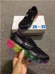 Kids Nike Air VaporMax 2018 Flyknit Running Shoe 229