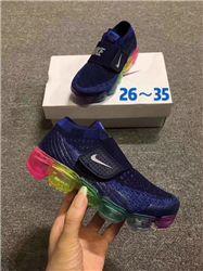 Kids Nike Air VaporMax 2018 Flyknit Running Shoe 230