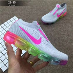 Kids Nike Air VaporMax 2018 Flyknit Running Shoe 237