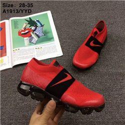 Kids Nike Air VaporMax 2018 Flyknit Running Shoe 239