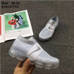 Kids Nike Air VaporMax 2018 Flyknit Running Shoe 240