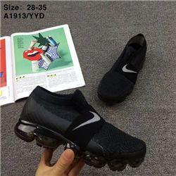 Kids Nike Air VaporMax 2018 Flyknit Running Shoe 241