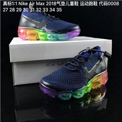 Kids Nike Air VaporMax 2018 Flyknit Running Shoe 221