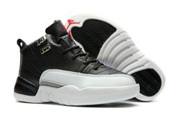 Kids Air Jordan XII Sneakers 231