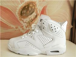cade773c7f4684 Women Air Jordan VI Retro Sneakers AAA 274