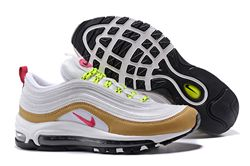 Women Nike Air Max 97 Sneaker AAA 216