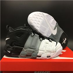 Nike Air More Uptempo Tri Color Men Basketball Shoe AAAAA 239
