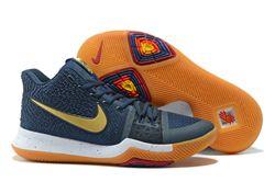 Men Nike Kyrie III Basketball Shoes 335