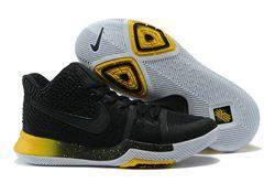 Men Nike Kyrie III Basketball Shoes 336