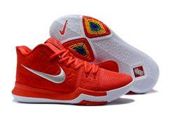 Men Nike Kyrie III Basketball Shoes 338