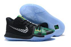 Men Nike Kyrie III Basketball Shoes 339
