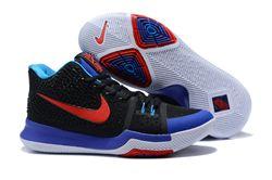 Men Nike Kyrie III Basketball Shoes 341