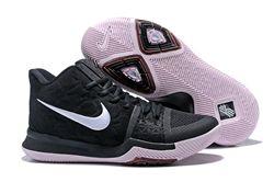 Men Nike Kyrie III Basketball Shoes 343