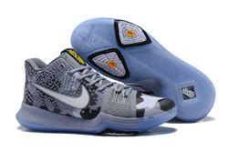 Men Nike Kyrie III Basketball Shoes 344