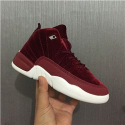 Kids Air Jordan XII Sneakers 235