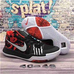 Men Nike Kyrie III Basketball Shoes 345
