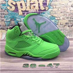 Men Basketball Shoes Air Jordan V Retro AAA 347