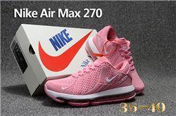 Women Nike Air Max 270 Sneakers KPU 209