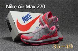 Women Nike Air Max 270 Sneakers KPU 210