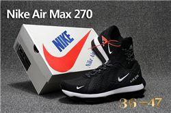 Men Nike Air Max 270 Running Shoes KPU 230
