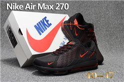 Men Nike Air Max 270 Running Shoes KPU 234