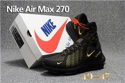 Men Nike Air Max 270 Running Shoes KPU 235