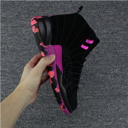 Women Sneakers Air Jordan XII Retro AAAA 263