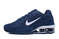 Men Nike Shox OZ Running Shoe 340