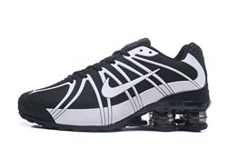 Men Nike Shox OZ Running Shoe 348