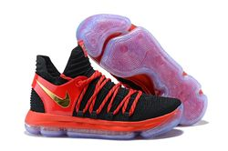 Men Nike Zoom KD 10 Basketball Shoe 467
