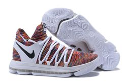 Men Nike Zoom KD 10 Basketball Shoe 468