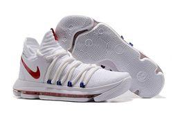 Men Nike Zoom KD 10 Basketball Shoe 446