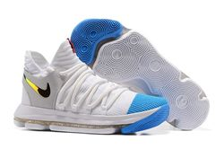 Men Nike Zoom KD 10 Basketball Shoe 449
