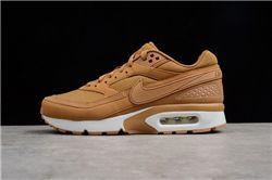 Men Nike Air Max BW Wheat Running Shoe AAAA 371
