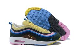 Men Nike Air Max 97 x Air Max 1 Sean Wotherspoon 262