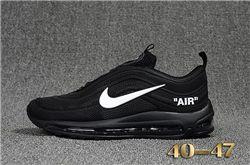Men Nike Air Max 97 Running Shoes KPU 242