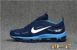 Men Nike Air Max 97 Running Shoes KPU 243