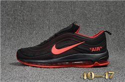 Men Nike Air Max 97 Running Shoes KPU 245