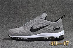 Men Nike Air Max 97 Running Shoes KPU 246