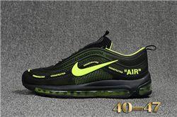 Men Nike Air Max 97 Running Shoes KPU 248