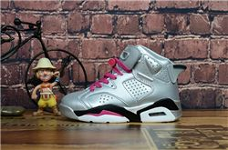 Kids Air Jordan VI Sneakers 200