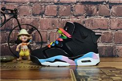 Kids Air Jordan VI Sneakers 201