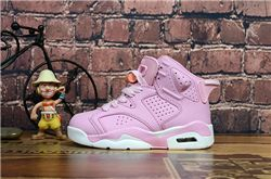 Kids Air Jordan VI Sneakers 203