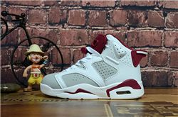 Kids Air Jordan VI Sneakers 204