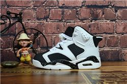 Kids Air Jordan VI Sneakers 207