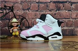 Kids Air Jordan VI Sneakers 206