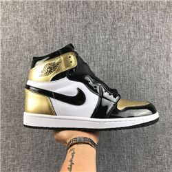 Men Basketball Shoes Air Jordan 1 Top3 Comple...